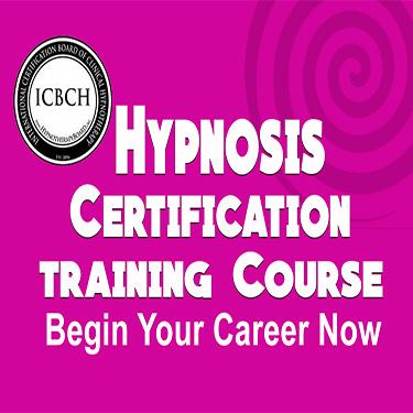 Hypnotist Certification Course ICBCH Nashville, TN