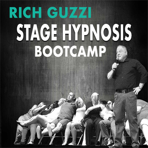 Stage Hypnosis Bootcamp