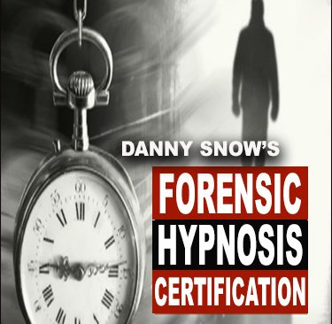 Forensic Hypnosis Certification Course
