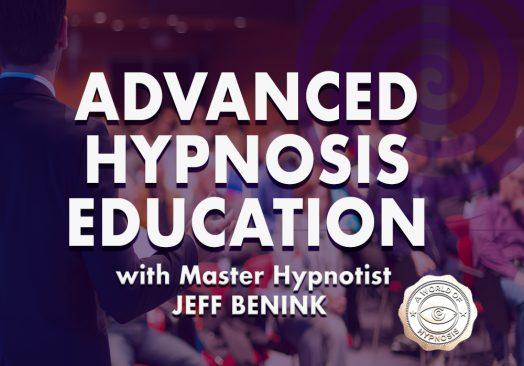 Advanced Hypnosis Education
