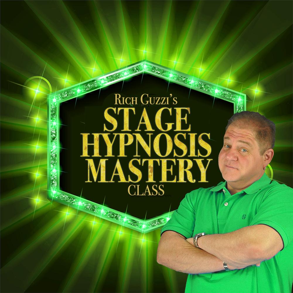 Stage Hypnosis Mastery - HypnosisWorld